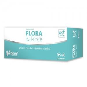 VetFood-Flora Balance, 120 capsule