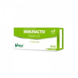VetFood-Immunactiv Balance, 120 capsule