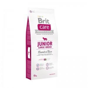 Brit Care Junior Large Breed Lamb & Rice, 12 kg