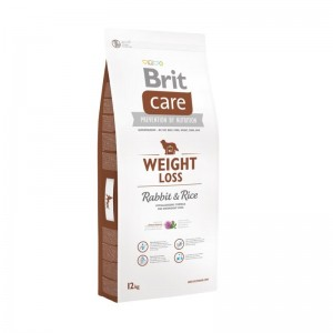 Brit Care Weight Loss Rabbit & Rice, 12 kg