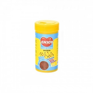 Hrana granule pesti, Enjoy Micron, 250 ml