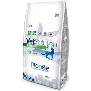 Monge Vetsolution Obesity Feline, 1.5 kg
