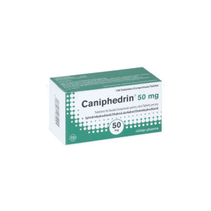 Caniphedrin, 50 mg