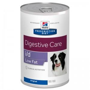 Hill's PD i/d Low Fat Digestive Care hrana pentru caini 360 g