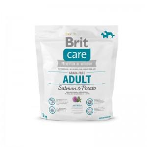 Brit Care Grain-free Adult Salmon & Potato, 1 kg