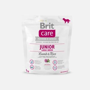 Brit Care Junior Large Breed Lamb& Rice, 1 kg