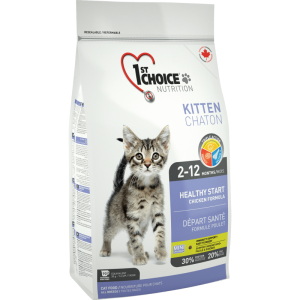 1St Choice Cat Kitten, 2.72 Kg