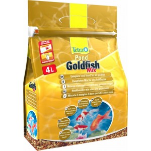 Tetrapond Goldfish Mix 4 L