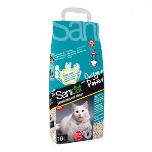 Nisip Sanicat Oxygen Power 10 L
