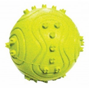 Pet Expert Jucarie Green Spike Ball Opt63851