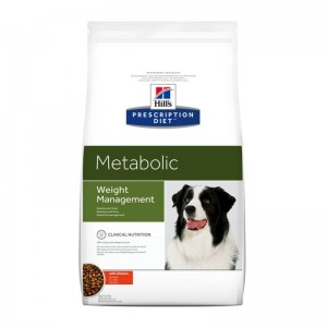Hill's PD Metabolic Weight Management hrana pentru caini 1.5 kg