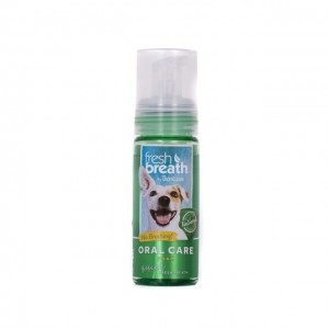 Tropiclean Fresh Breath Oral Care Foam, 133 ml