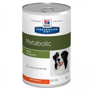 Hill's PD Metabolic Weight Management hrana pentru caini 370 g