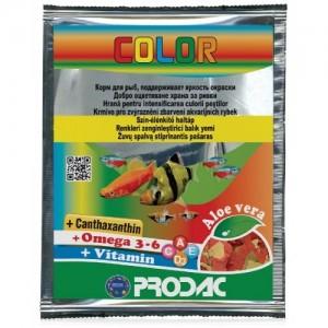 Hrana pentru pesti, Prodac Color, 12 g