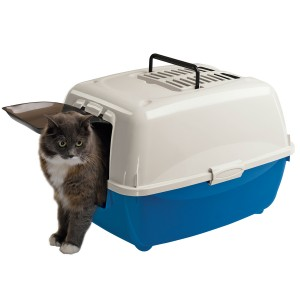 Ferplast Litiera pisica Tray Bella Color- PetMart Pet Shop Online