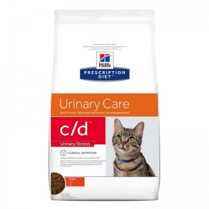 Hill's PD c/d Urinary Stress Urinary Care hrana pentru pisici 8 kg