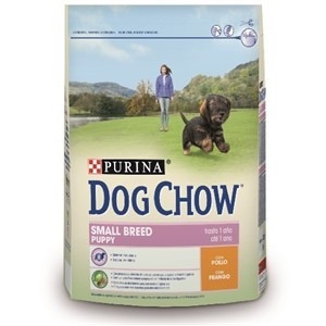 DOG CHOW  SMALL BREED Puppy Chicken 7,5 Kg