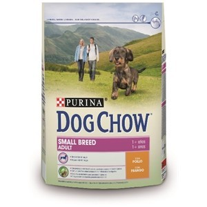 DOG CHOW  SMALL BREED Adult Chicken 7,5 Kg
