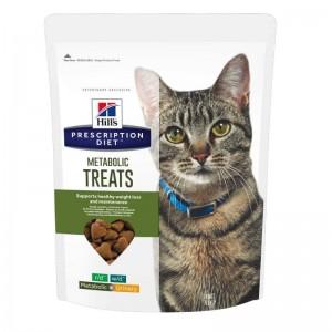 Hill's PD Metabolic Treats recompense pentru pisici 70 g