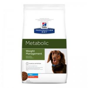 Hill's PD Metabolic Weight Management Mini hrana pentru caini 6 kg