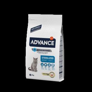 Advance Cat Sterilized, 3 kg
