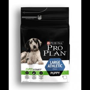 Pro Plan OptiStart Large Athletic Puppy Chicken, 3 kg