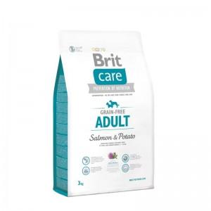 Brit Care Grain-free Adult Salmon & Potato, 3 kg