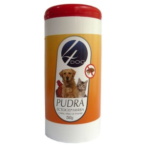 Pulbere antiparazitara, 4Dog, 50ml