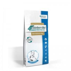 4T Veterinary Diet Dermatosis dog Iepure & Cartof, 2 kg