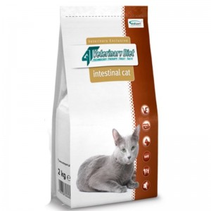 4T Veterinary Diet Intestinal cat, 2 kg
