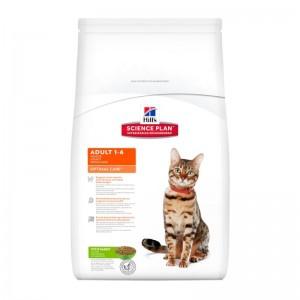 Hill's SP Adult Optimal Care hrana pentru pisici cu iepure 10 kg
