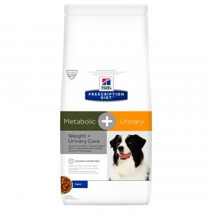 Hill's PD Metabolic + Urinary Weight + Urinary Care  hrana pentru caini