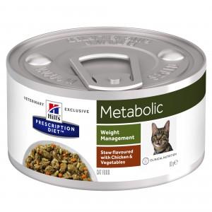 Hill's PD Metabolic Weight Management hrana pentru pisici 156 g