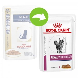 Royal Canin Renal Chicken Cat 1 plic x 85 g
