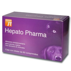 JT- HEPATO PHARMA 60 TABLETE