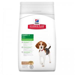 Hill's SP Puppy Healthy Development hrana pentru caini cu miel si orez 3 kg