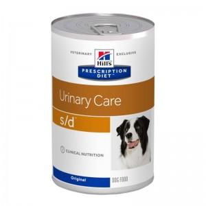Hill's PD s/d Urinary Care hrana pentru caini 370 g