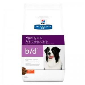Hill's PD b/d Ageing and Alertness Care hrana pentru caini 12 kg