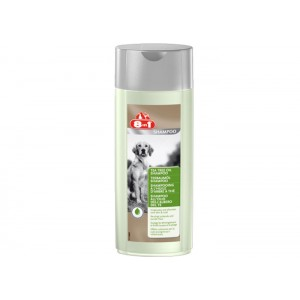 8 in 1 Sampon Caine Tea tree oil 250ml