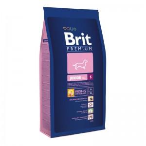 Brit Premium Junior Small, 8 kg