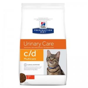 Hill's PD c/d Urinary Care hrana pentru pisici 10 kg