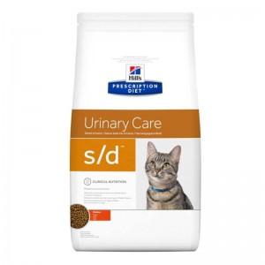 Hill's PD s/d Urinary Care hrana pentru pisici 1.5 kg