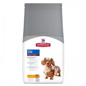 Hill's SP Adult Oral Care hrana pentru caini 2 kg