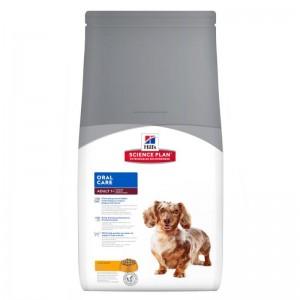 Hill's SP Adult Oral Care hrana pentru caini 5 kg