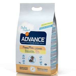 Advance Dog Mini Puppy Protect 3kg