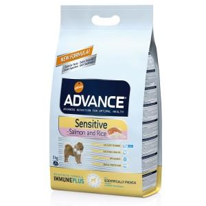 Advance Dog Senzitive Somon & Orez 3 kg