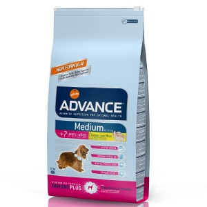 Advance Dog Medium Senior 7.5 kg