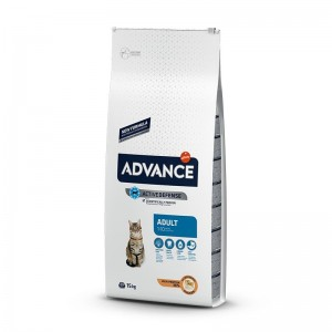 Advance Cat Pui & Orez, 15 kg