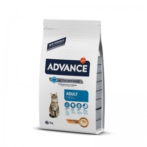 Advance Cat Pui & Orez, 3 kg