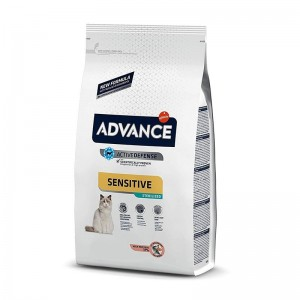 Advance Cat Sterilised Somon Sensitive, 10 kg